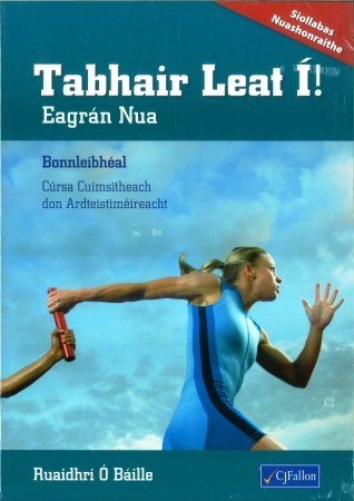 Tabhair Leat Í Pack New Edition - Textbook & Workbook