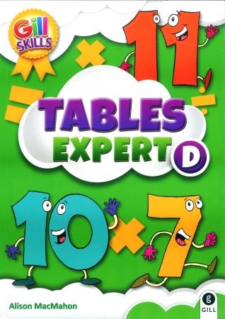 Tables Expert D - 4th Class