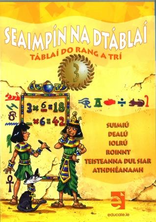 Seaimpin na dTablai 3