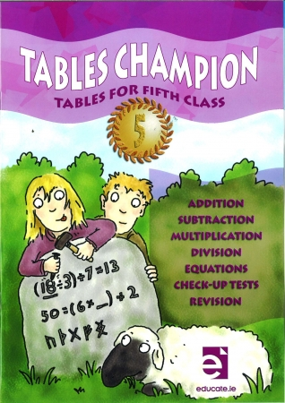 Tables Champion 5