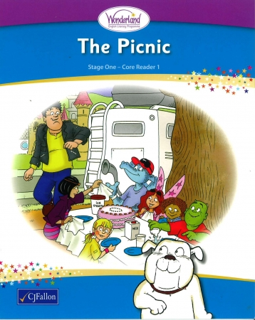 The Picnic - Core Reader 1 - Wonderland Stage One - Junior Infants