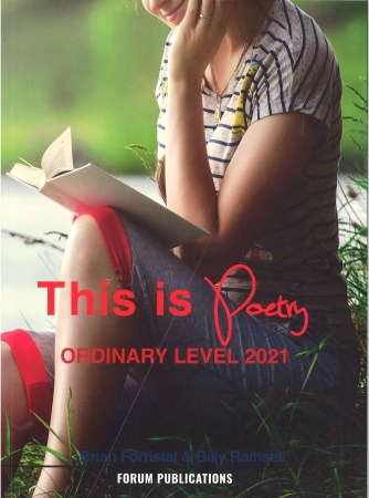 This Is Poetry 2021 Ordinary Level - Leaving Certificate - English