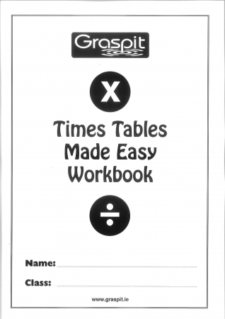 Times Tables Made Easy Workbook