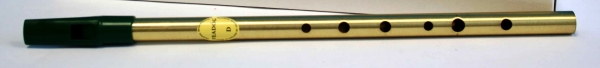 Tin Whistle Brass - Key of D