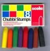 Scola Chubbi Stumps 8 Pack