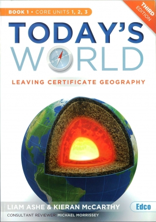 Today's World Book 1 - Core Textbook - 3rd Edition