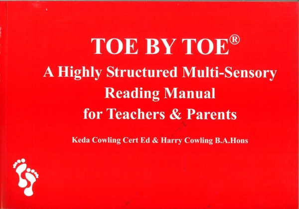 Toe by Toe - A Highly Structured Multi-sensory Reading Manual for Teachers & Parents
