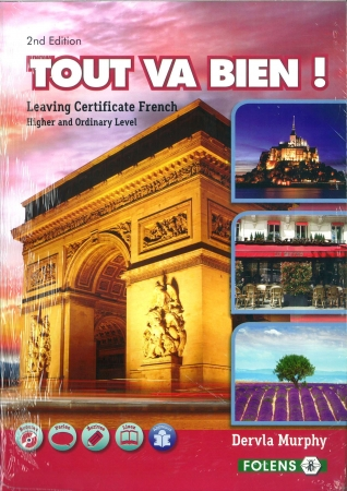 Tout Va Bien - Leaving Certificate French Higher & Ordinary Level -  2nd Edition