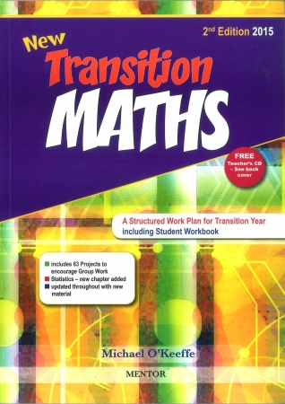 Transition Maths - 2nd Edition