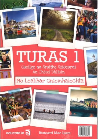 Turas 1 Portfolio/Activity Book