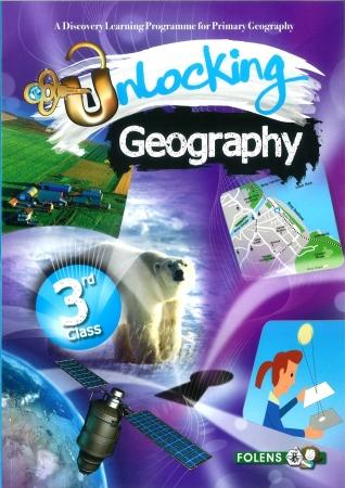 Unlocking Geography 3 - Third Class