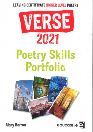 Verse 2021 - Poetry Skills Portfolio - Higher Level Leaving Certificate English