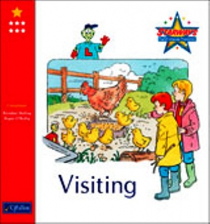 Visiting - Core Reader 6 - Starways Stage One - Junior & Senior Infants
