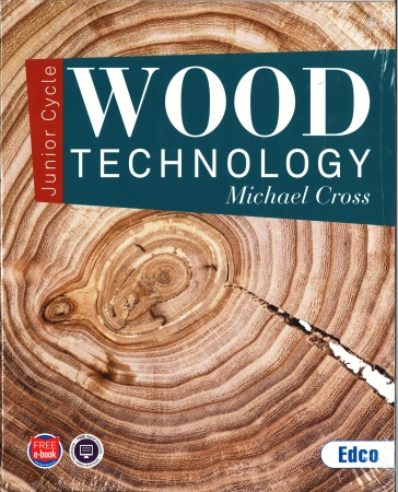 Wood Technology Pack - Textbook & Student Activity Book - Junior Cycle - Includes Free eBook