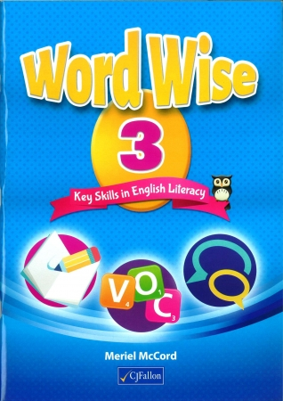Word Wise 3 - Key Skills In English Literacy - Textbook