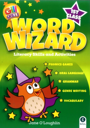 Word Wizard 1 - Literacy Skills & Activities - First Class