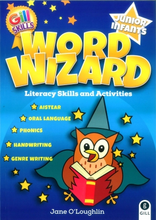 Word Wizard - Literacy Skills & Activities - Junior Infants