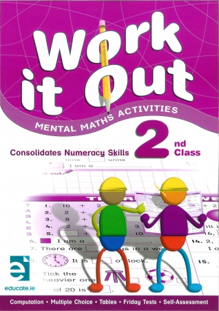 Work It Out - Mental Maths Activities - 2nd Class