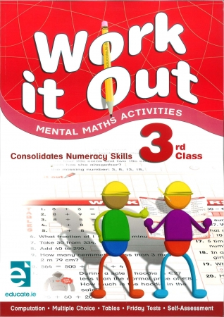 Work It Out - Mental Maths Activities - 3rd Class
