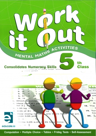 Work It Out - Mental Maths Activities - 5th Class