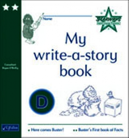 My Write A Story Book D - Starways Stage Two - First & Second Class