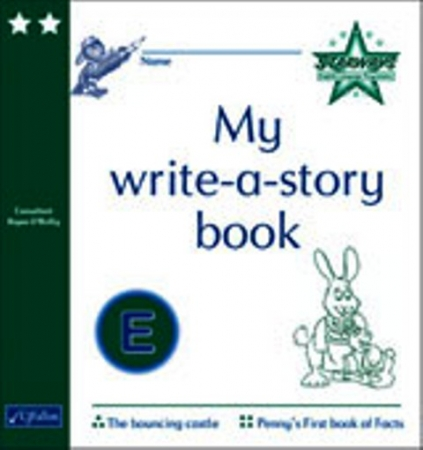 My Write A Story Book E - Starways Stage Two - First & Second Class