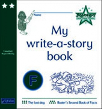 My Write A Story Book F - Starways Stage Two - First & Second Class