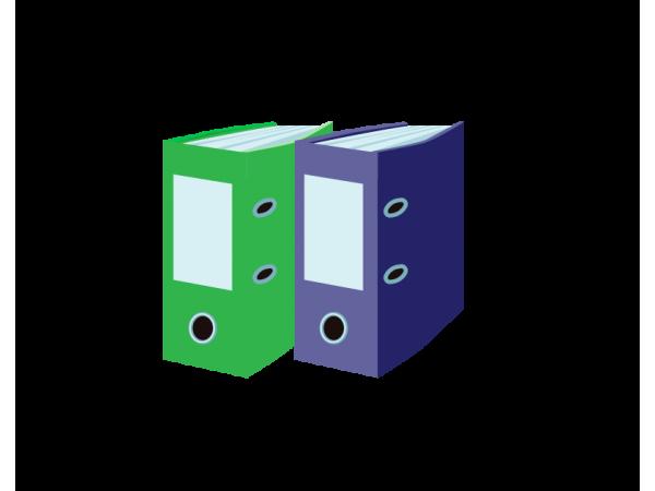Folders & Display Books
