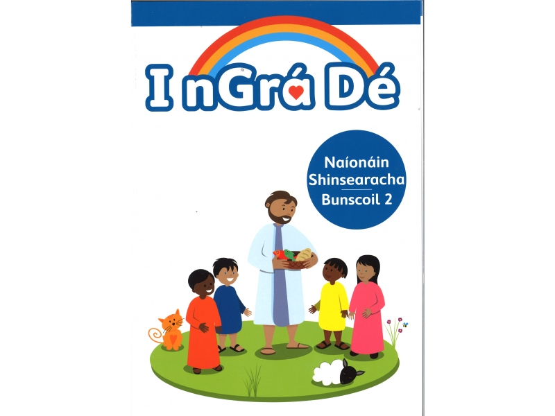 I nGra De 2 Pupil Book - Senior Infants