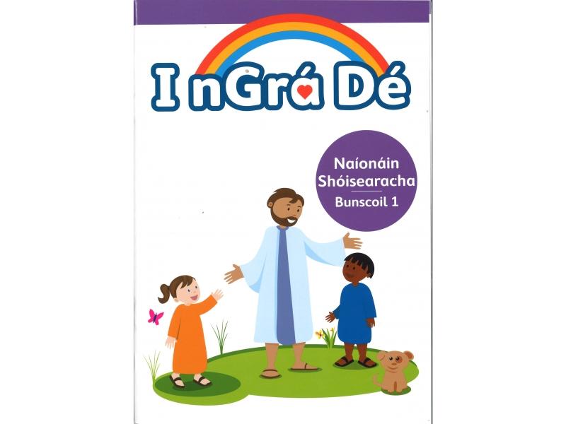I nGra De 1 Pupil Book - Junior Infants