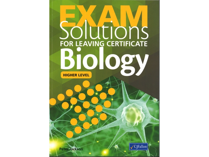 Exam Solutions For Leaving Certificate Biology - Higher Level