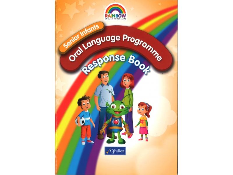 Oral Language Response Book - Senior Infants