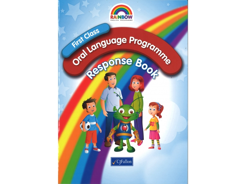 Oral Language Response Book -  First Class