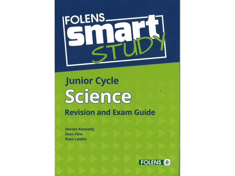 Folens Smart Study - Junior Cycle Science