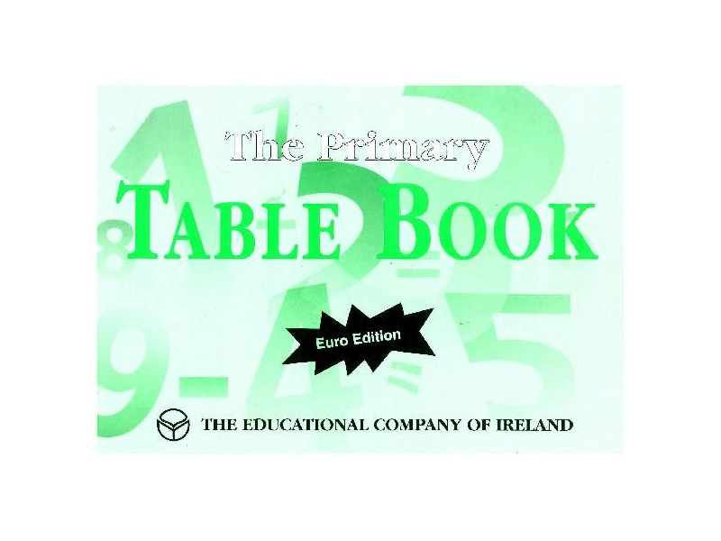 The Primary Table Book