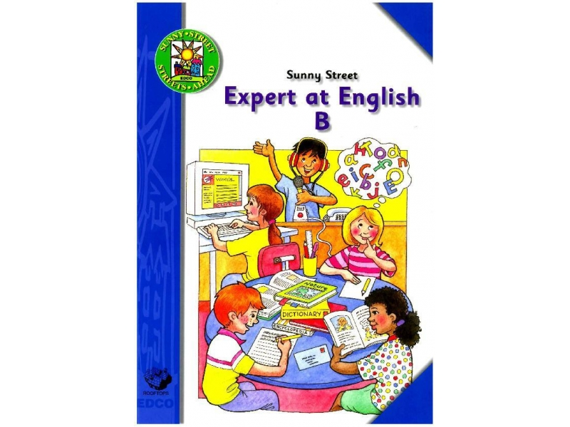 Expert At English B - Language Skills Book - Sunny Street - Second Class