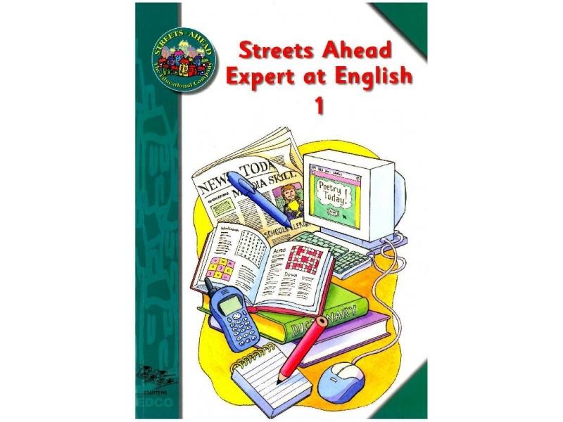 Expert At English 1 - Language Skills Book - Streets Ahead - Third Class