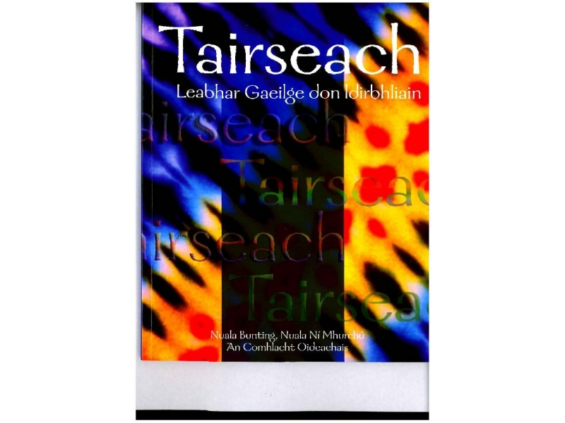 Tairseach - Transition Year Irish