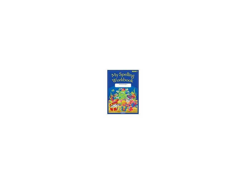 My Spelling Workbook F - Original Edition - Fifth Class