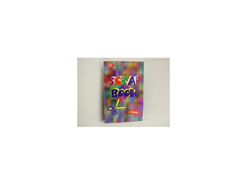 ScrapBook 40 Page A4 Plus