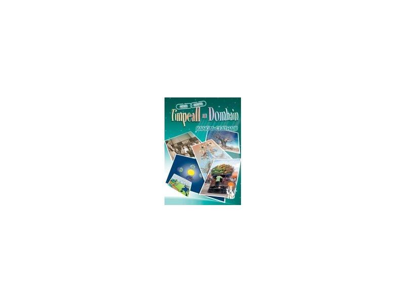 Timpeall an Domhain 4th Class Pack - Textbook & Workbook - Fourth Class