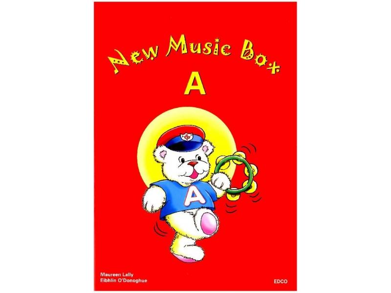 New Music Box A - Junior Infants