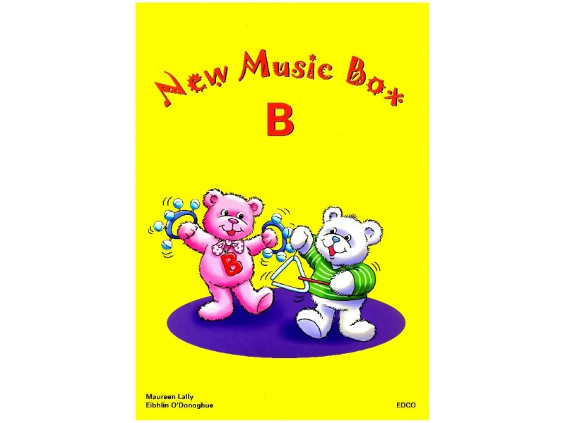 New Music Box B - Senior Infants