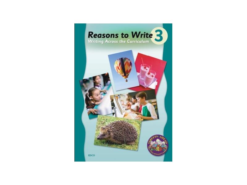 Reasons To Write 3 - Third Class