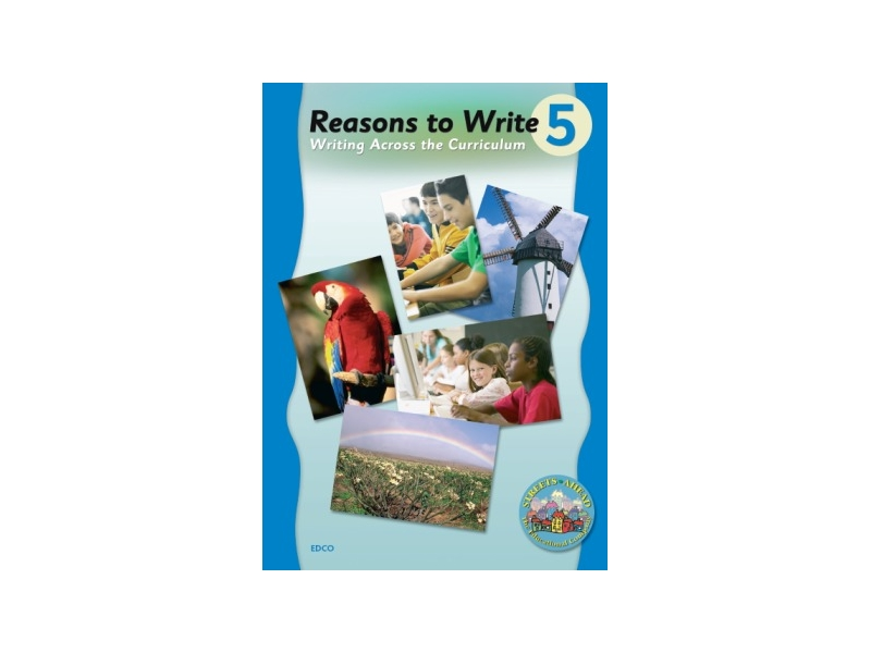 Reasons To Write 5 - Fifth Class