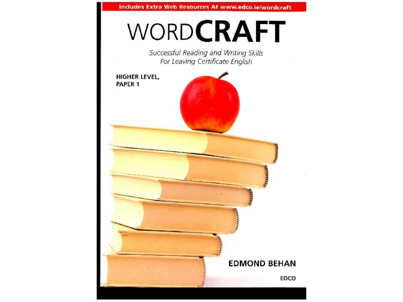 Wordcraft Higher Level - Leaving Certificate English