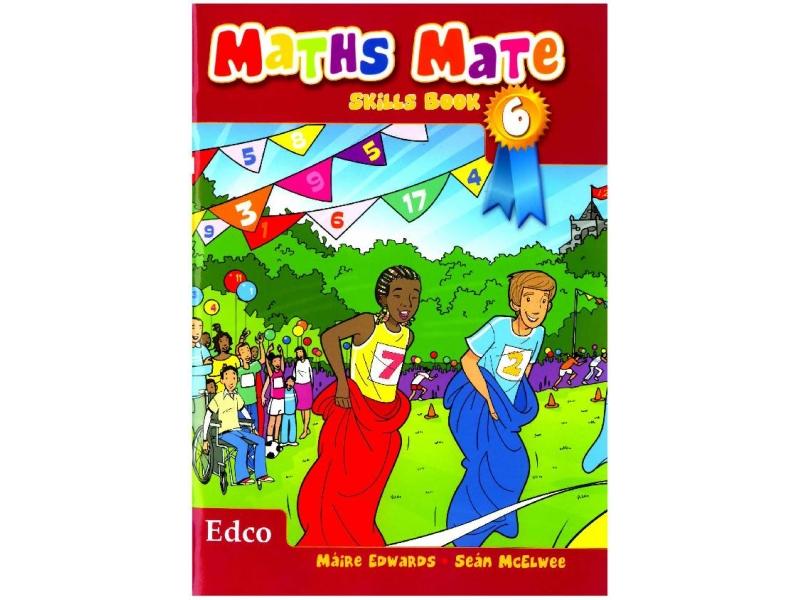 Maths Mate Skills Book 6 - Sixth Class