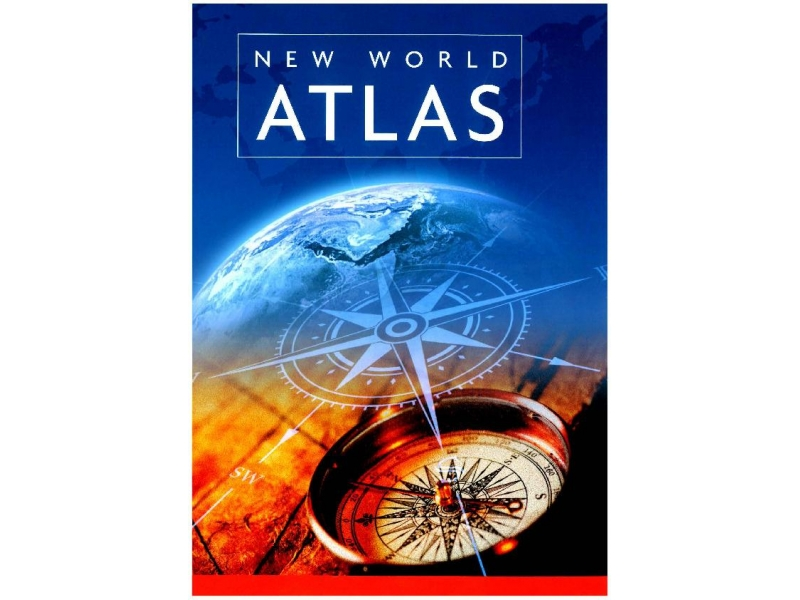 Edco New World Atlas