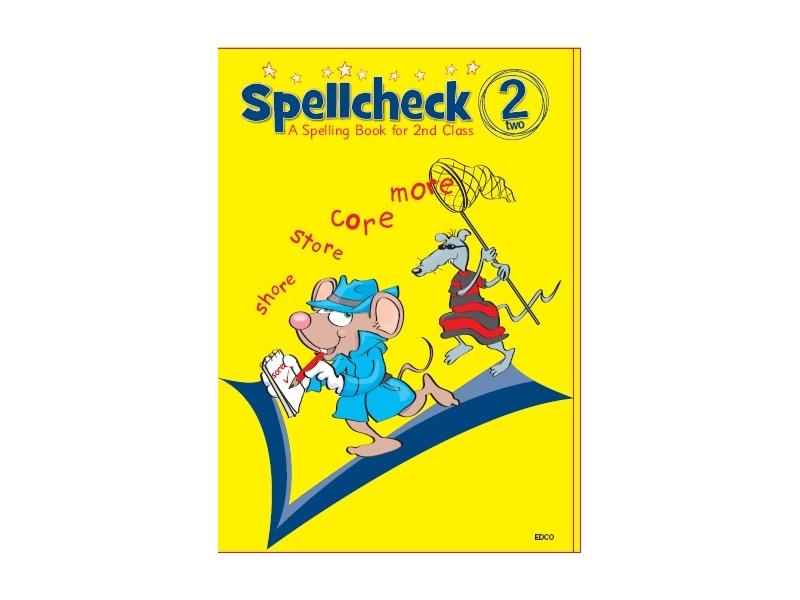 Spellcheck 2 - Second Class