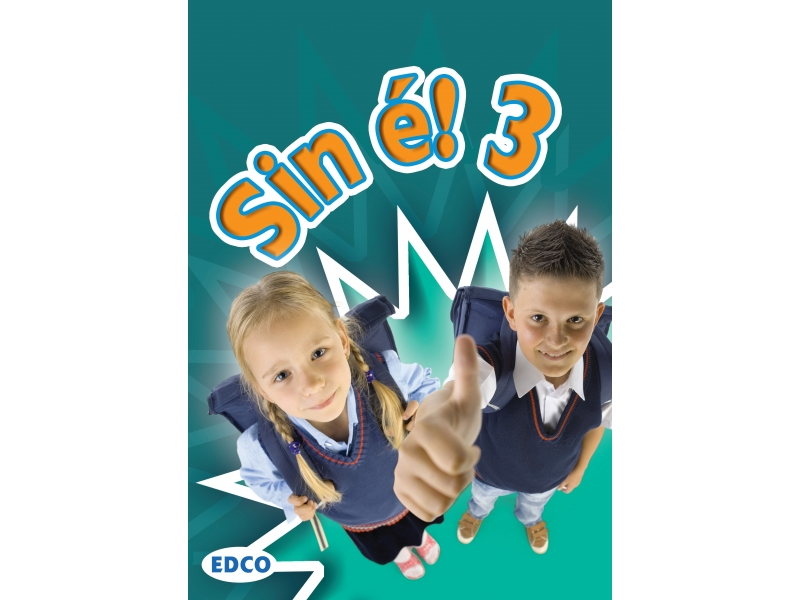 Sin é! 3 - Third Class Textbook
